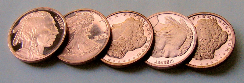 How do you calculate the value of one ounce of copper?